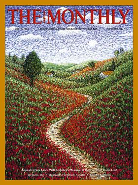 Poppies, #3, Tuscany
