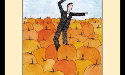 We All Love the Pumpkin Man