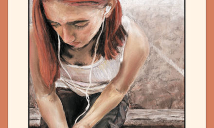 Untitled(chalk pastel)