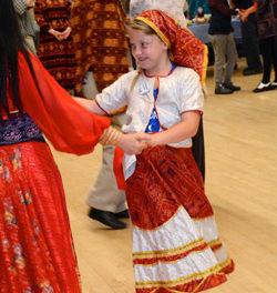 Sharing Dances From Around the Globe