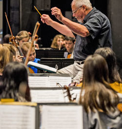 A Symphonic Coming of Age