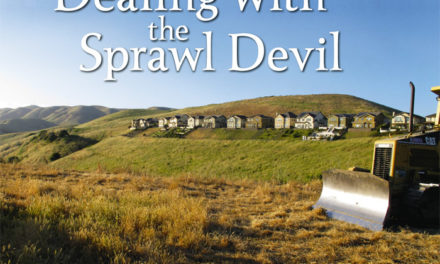 Dealing With the Sprawl Devil
