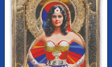 St. Wonder Woman