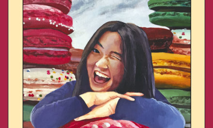 Macaron Self-Portrait