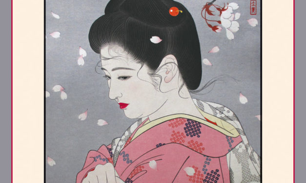 Marumage (Hairstyle of married woman)
