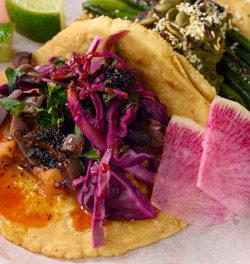Embrace the Broccoli Taco at Tacos Oscar