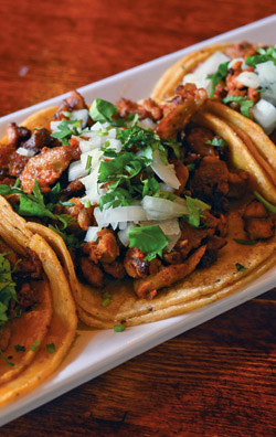 Why Not Have Tacos for Breakfast?