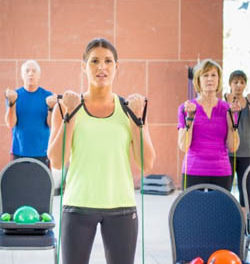 Exercise Is Good for the Elderly