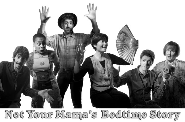 Not Your Mama's Bedtime Story