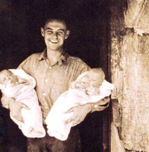 Maybeck's grandchildren