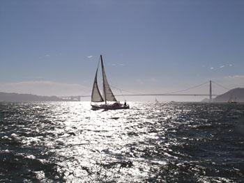 Come Sail Away in Berkeley