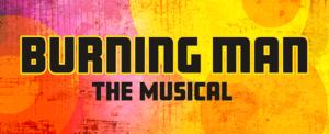 BurningMan The Musical Logo