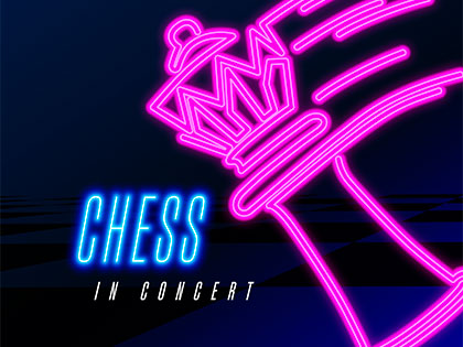San Francisco's 42nd Street Moon presents CHESS In Concert