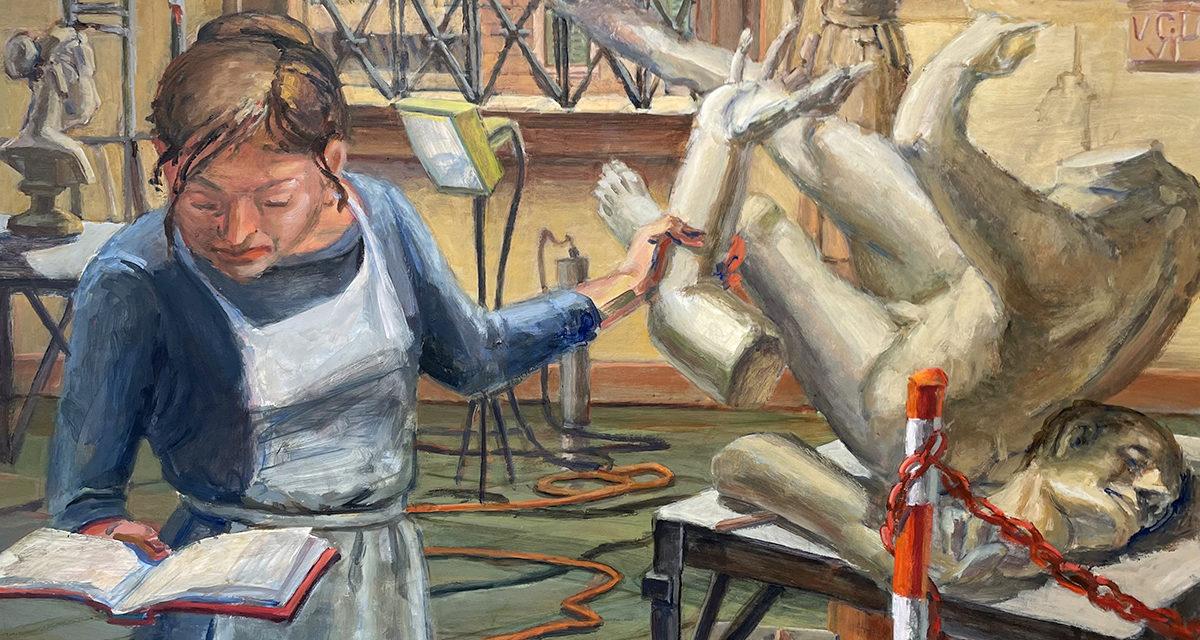 35th Annual Emeryville Art Exhibition, October 2021 at Bay Street Emeryville Celebrates a Vibrant Arts Community